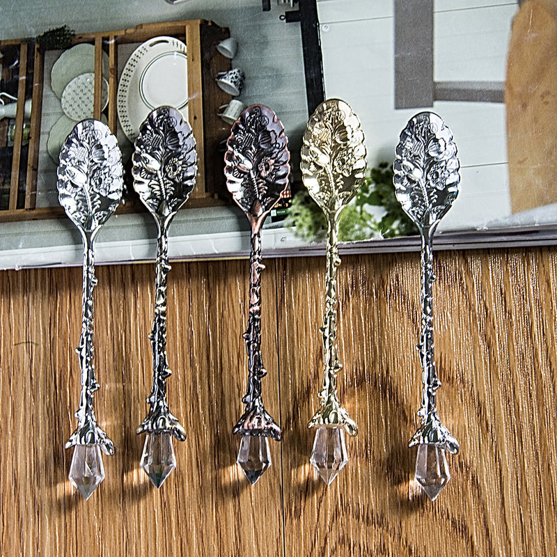 Small Coffee Spoon Flatware
