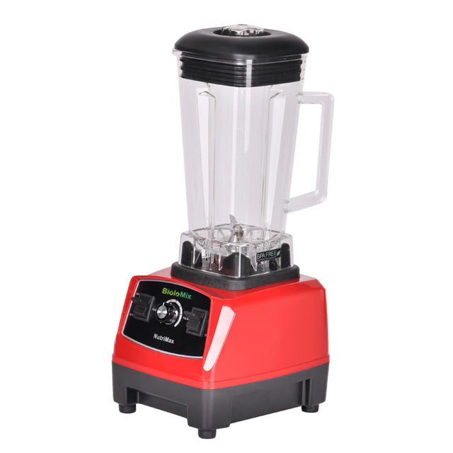 FREE 2L heavy duty commercial professional smoothie blender