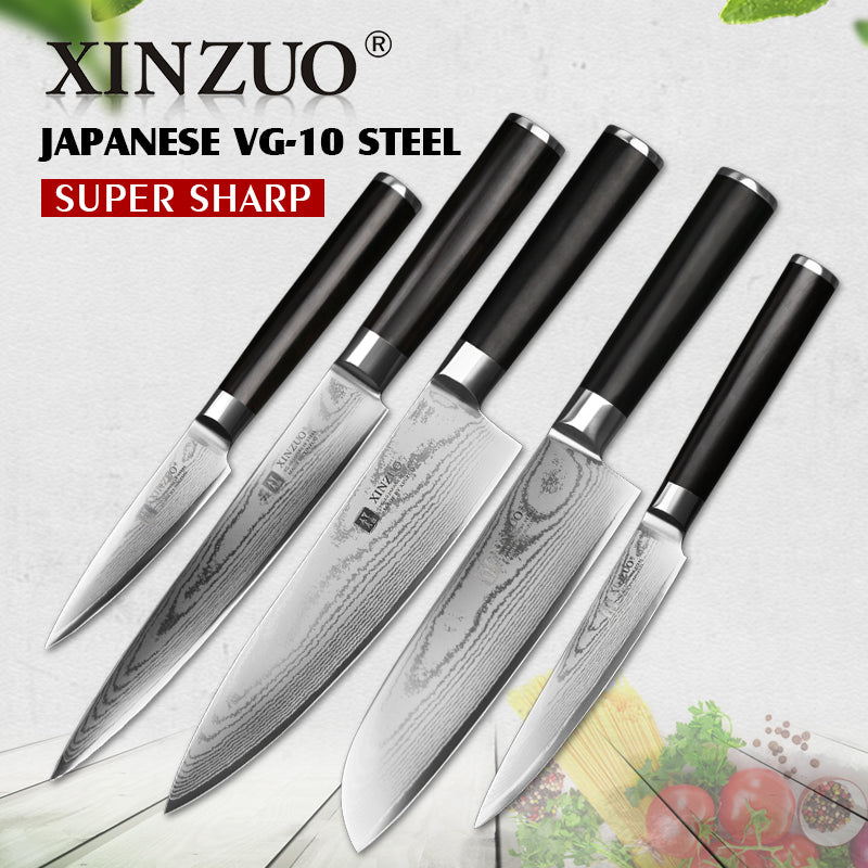 Japanese steel Kitchen sharp Knife