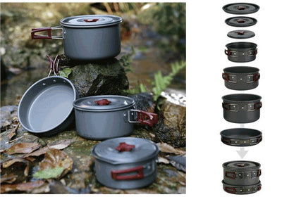 Fire Maple Camping Cookware