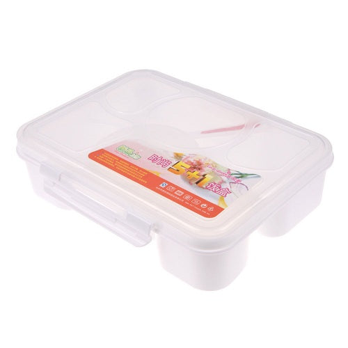 Large Capacity Bento Lunch Food Box Container Dinnerware Sets