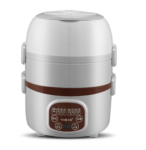 Mini rice cooker lunch box