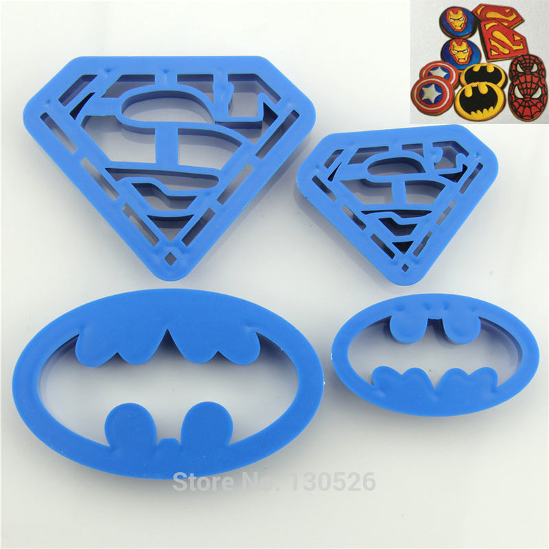 Bakeware Fondant Cookie Pastry Cutters