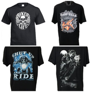 Biker and Motorcycle Designs