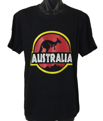 Roo Park Australia T-Shirt (Regular and Big Sizes)