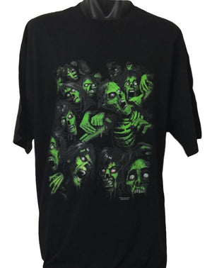 Pile of Zombies T-Shirt (Regular and Big Sizes)