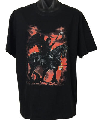Death Rider T-Shirt (Regular and Big Sizes)
