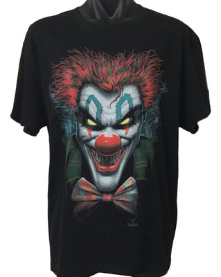 Psycho Clown T-Shirt (Regular and Big Sizes)