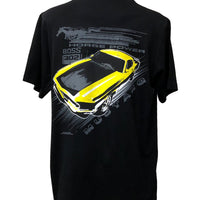 Ford Mustang T-Shirt - Back Print