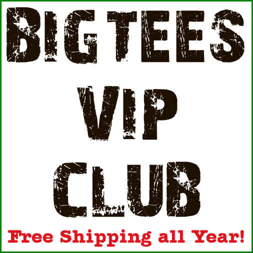 BigTees VIP Membership - Free Shipping for 1 Year