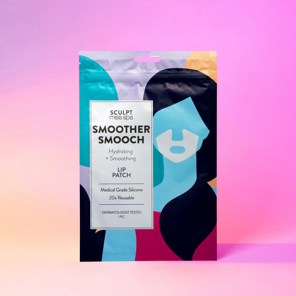SMOOTHER SMOOCH Hydrating + Smoothing Lip Patches