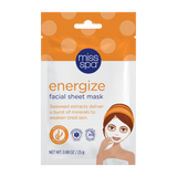 Miss Spa Energize Facial Sheet Mask SALE!