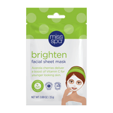 Miss Spa Brighten Facial Sheet Mask