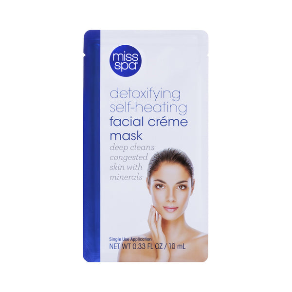 Detoxifying Self-Heating Facial Crème Mask