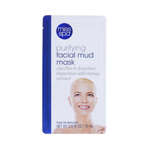 Purifying Facial Mud Mask