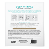 Deep Wrinkle Hydrogel Facial Mask