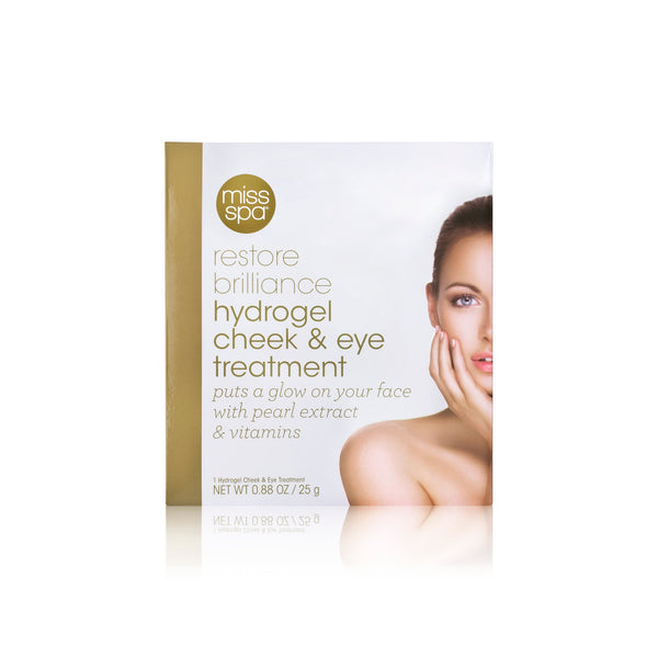 Restore Brilliance Hydrogel Cheek & Eye Treatment