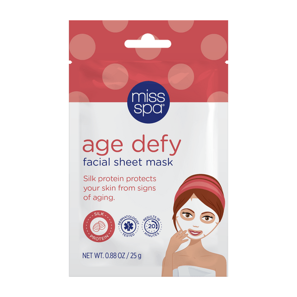 Miss Spa Age Defy Facial Sheet Mask SALE!
