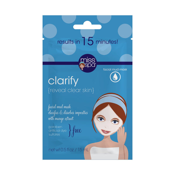 Clarify Facial Mud Mask