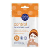Miss Spa Control Facial Sheet Mask SALE!