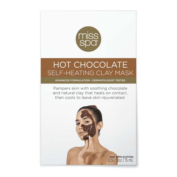 Miss Spa Hot Chocolate Self-Heating Clay Mask SALE!