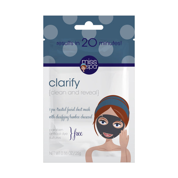 Clarify Facial Sheet Mask