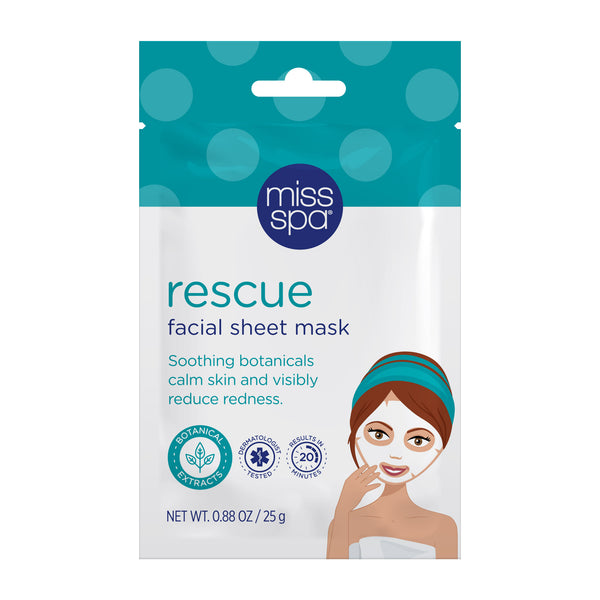 Rescue Facial Sheet Mask