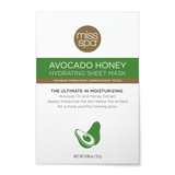 Miss Spa Avocado Honey Hydrating Sheet Mask