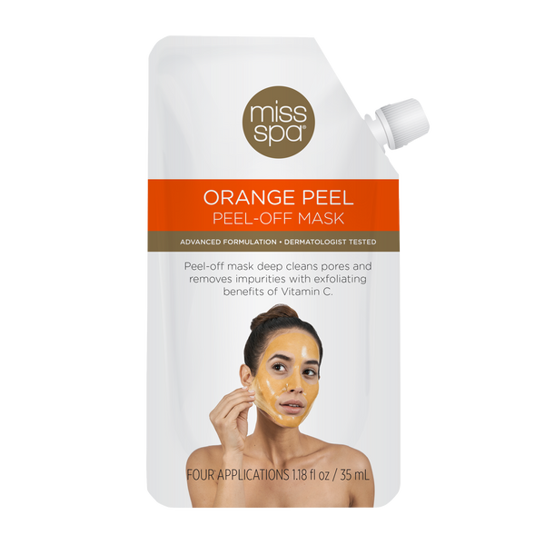 Miss Spa Orange Peel Peel-Off Mask