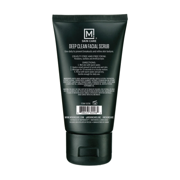 M. Skin Care Deep Clean Facial Scrub