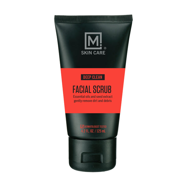 M. Skin Care Deep Clean Facial Scrub for Men