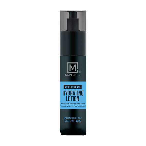 M. Skin Care Daily Defense Hydrating Lotion