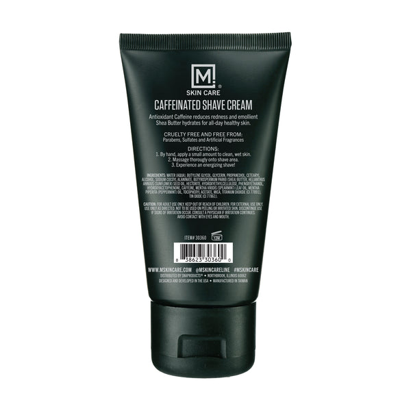 M. Skin Care Caffeinated Shave Cream