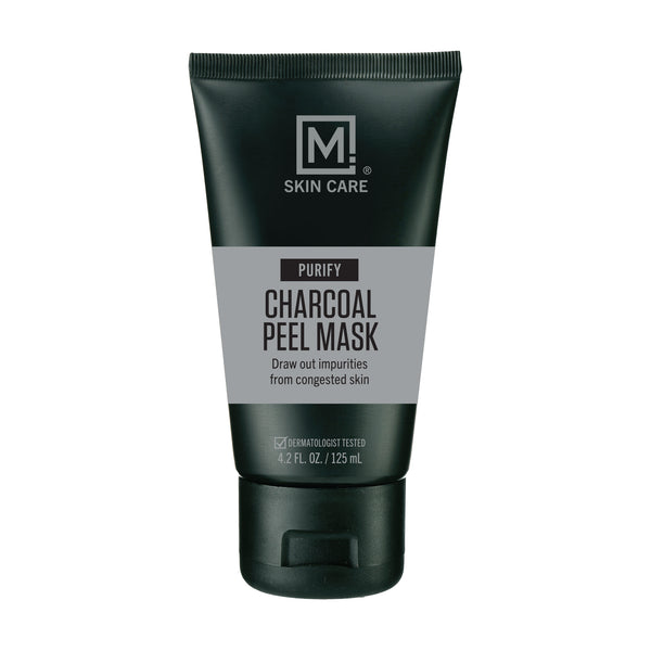 M. Skin Care Purifying Charcoal Peel Mask for Men