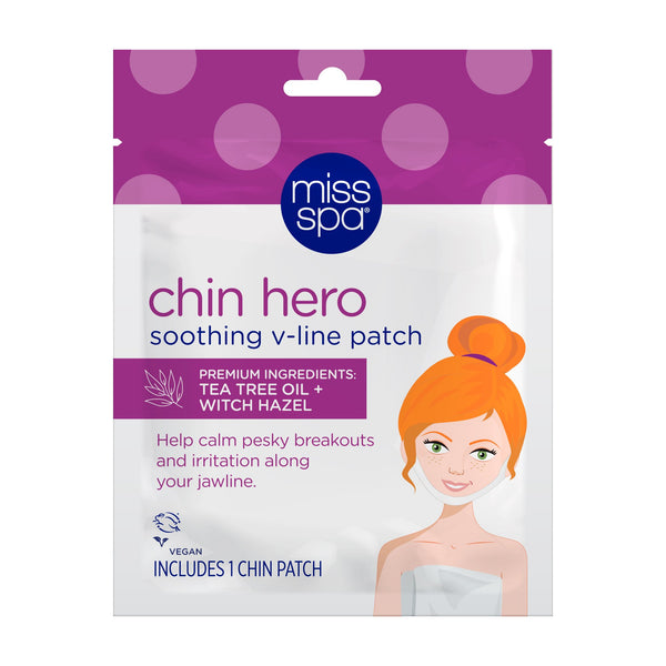 Chin Hero Soothing V-Line Patch - Miss Spa