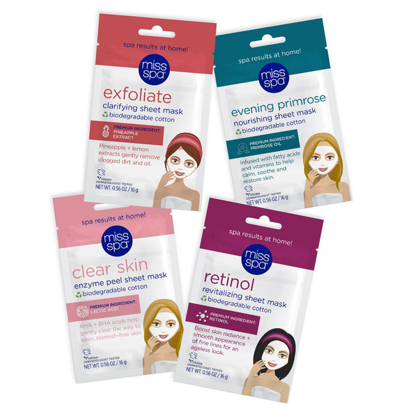 Total Skin Clarity Bundle - Miss Spa