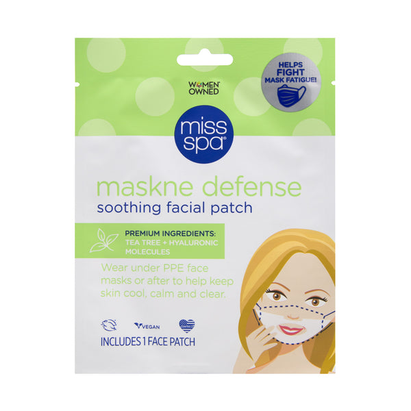 Maskne Defense Soothing Facial Patch