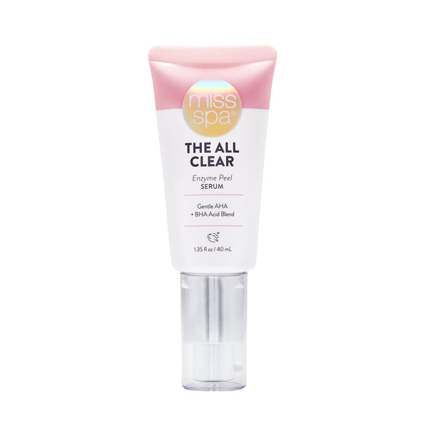 The All Clear — Enzyme Peel Serum