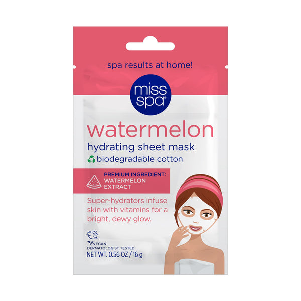 Watermelon Hydrating Sheet Mask