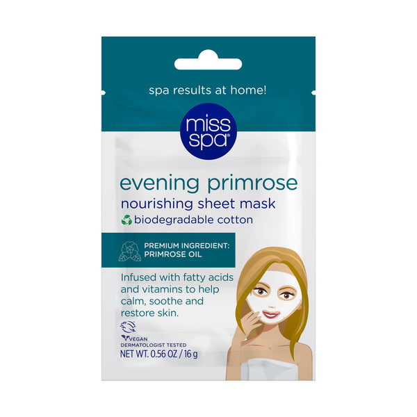 Evening Primrose Sheet Mask