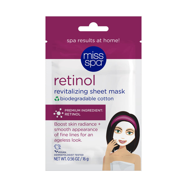 Retinol Revitalizing Sheet Mask
