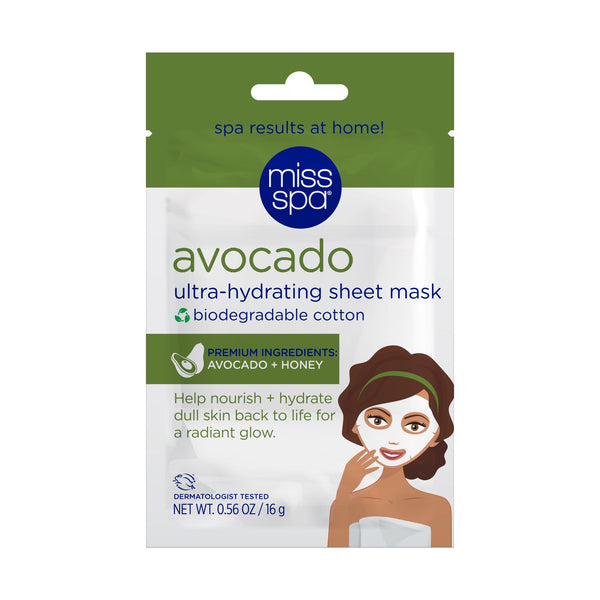 Avocado Ultra-Hydrating Sheet Mask