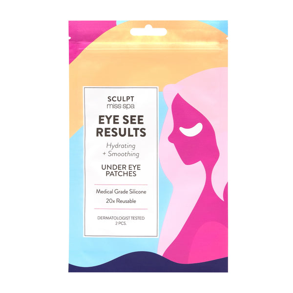 EYE SEE RESULTS Hydrating + Smoothing Under Eye Patches