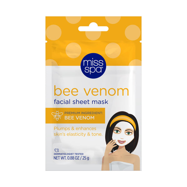 Miss Spa Bee Venom Facial Sheet Mask