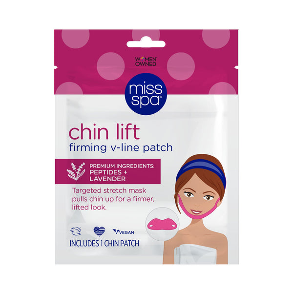 Chin Lift Firming V-Line Patch (4 Pack)