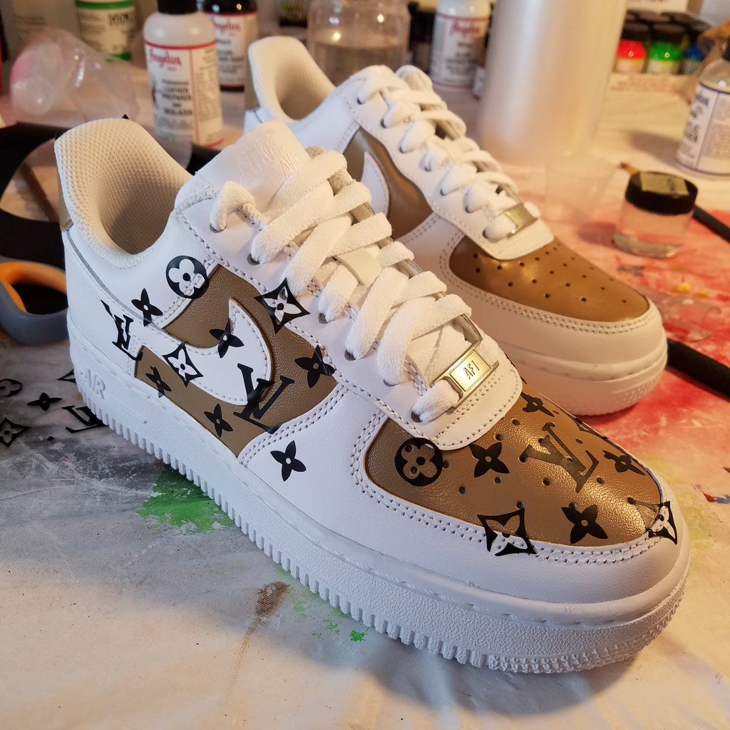 A Complete Guide To Using Stencils For Custom Shoes Just1