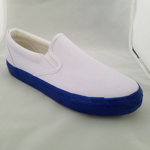 No Signal Canvas Customs Just Shoes - How to get paint off shoes