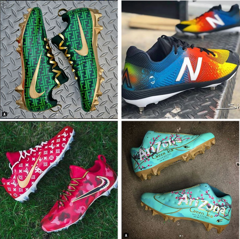 Cleats and Plastic Parts – Just1 Shoes