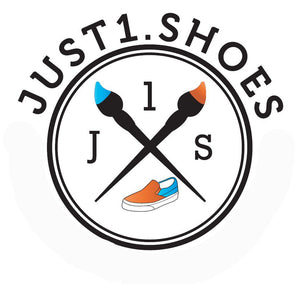 Just1 Shoes: DIY Custom Shoes Kits and