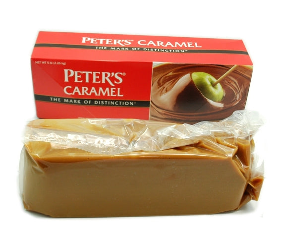 Peter's Caramel  Six-Pack of 5 LB loaves